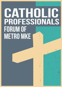 Catholic business networking group logo